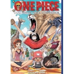One Piece Color Walk Art Book...