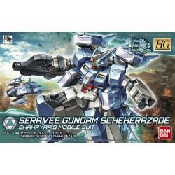 1/144 HG GBD K006 Seravee Gundam...